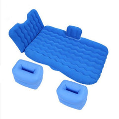 Car inflatable bed travel mattress car child rear exhaust pad car rear seat car - gadgetslines