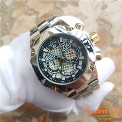 S1 Rally Men INVICTA Watches Model 19429 Men's Watch Japan Quartz Relógio de homem Reloj de los hombre Professional Service