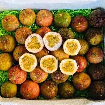 Passionfruit Box Tropical Fruit Box Produce Box 00879502007424