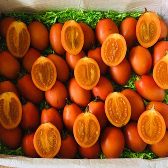 Tree Tomato | Tamarillo Box Tropical Fruit Box Specialty Box 00879502004324