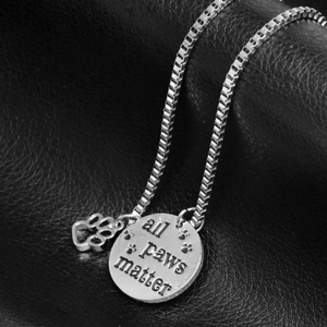 Dog Rescue Necklace