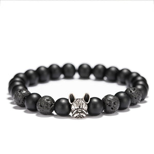 Lava Dog Art Bracelet