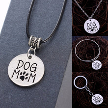 Load image into Gallery viewer, Lovely Dog Mom Necklace