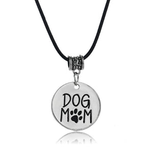 Lovely Dog Mom Necklace