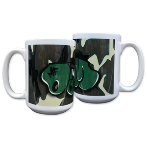 DOOM, 11oz or 15oz White Mug
