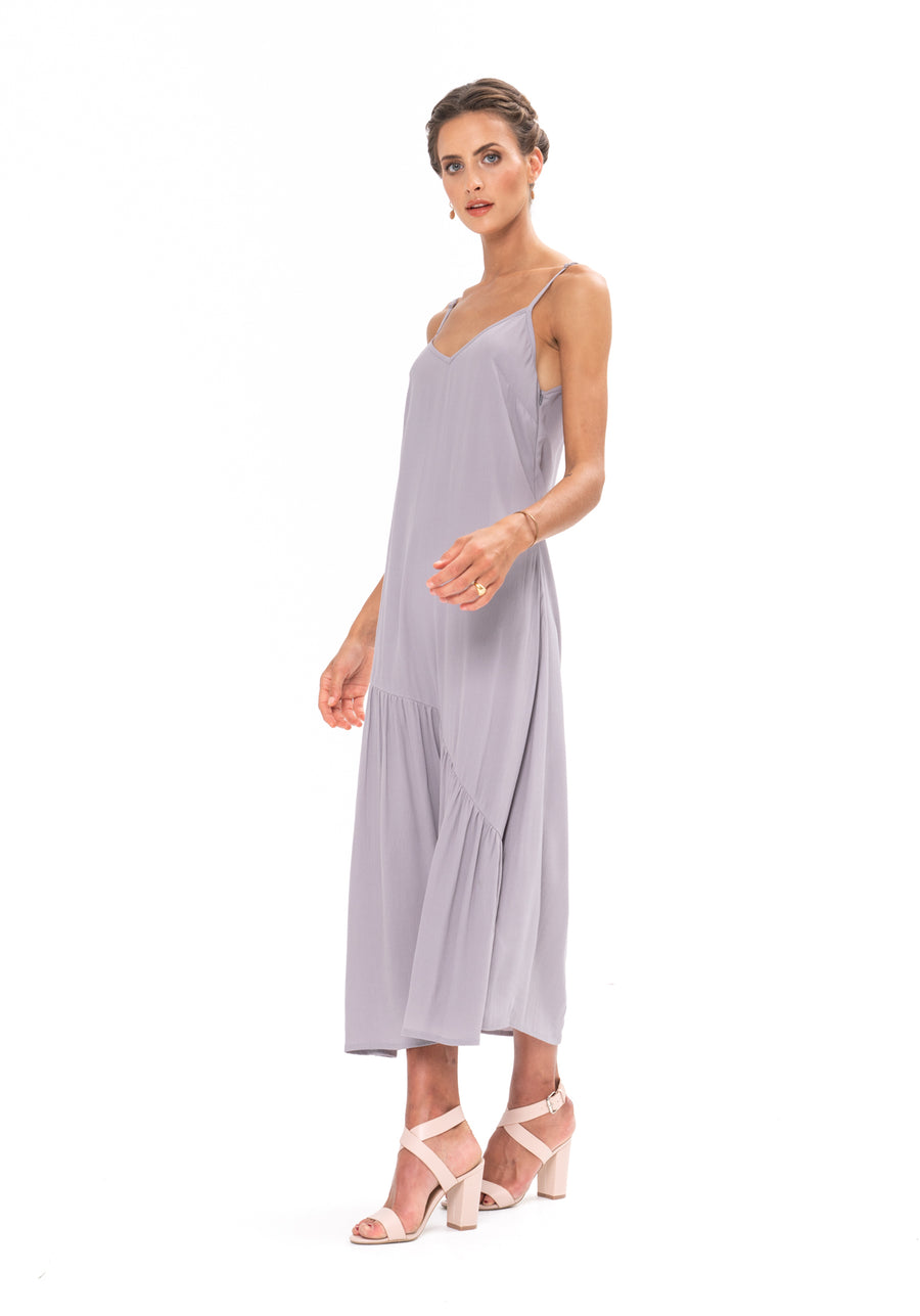 Dreamer Dress - Appaloosa Grey
