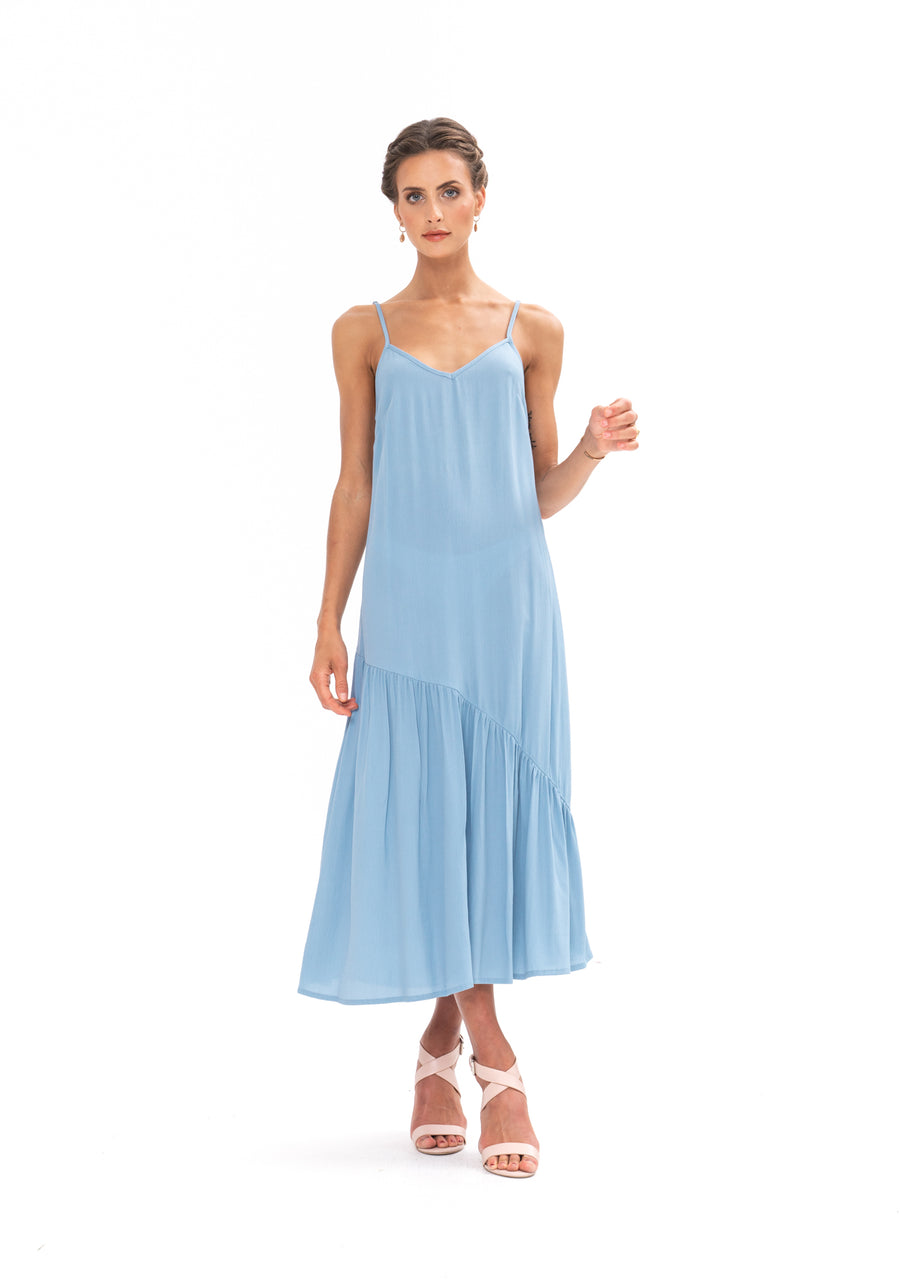 Dreamer Dress - Blue Floyd