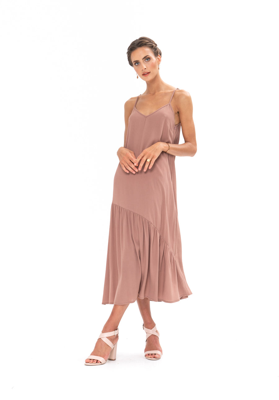 Dreamer Dress - Ibiza Brown