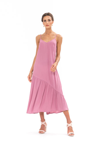 Dreamer Dress - Purple Blush