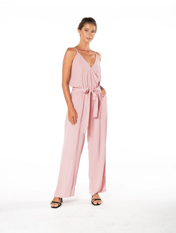Young and Beautiful Jumpsuit - Calico Rose