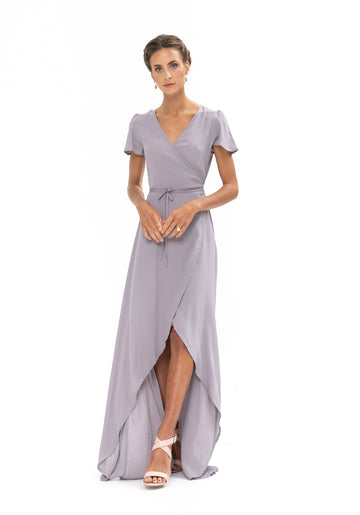 Sunrise Maxi Dress - Appaloosa Grey