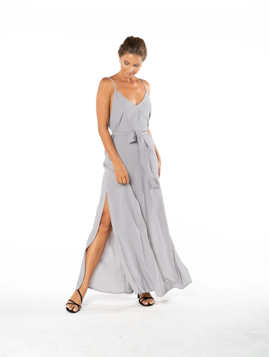 Roxanne Dress - Appaloosa Grey