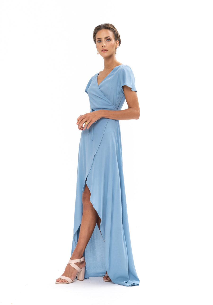 Sunrise Maxi Dress - Blue Floyd