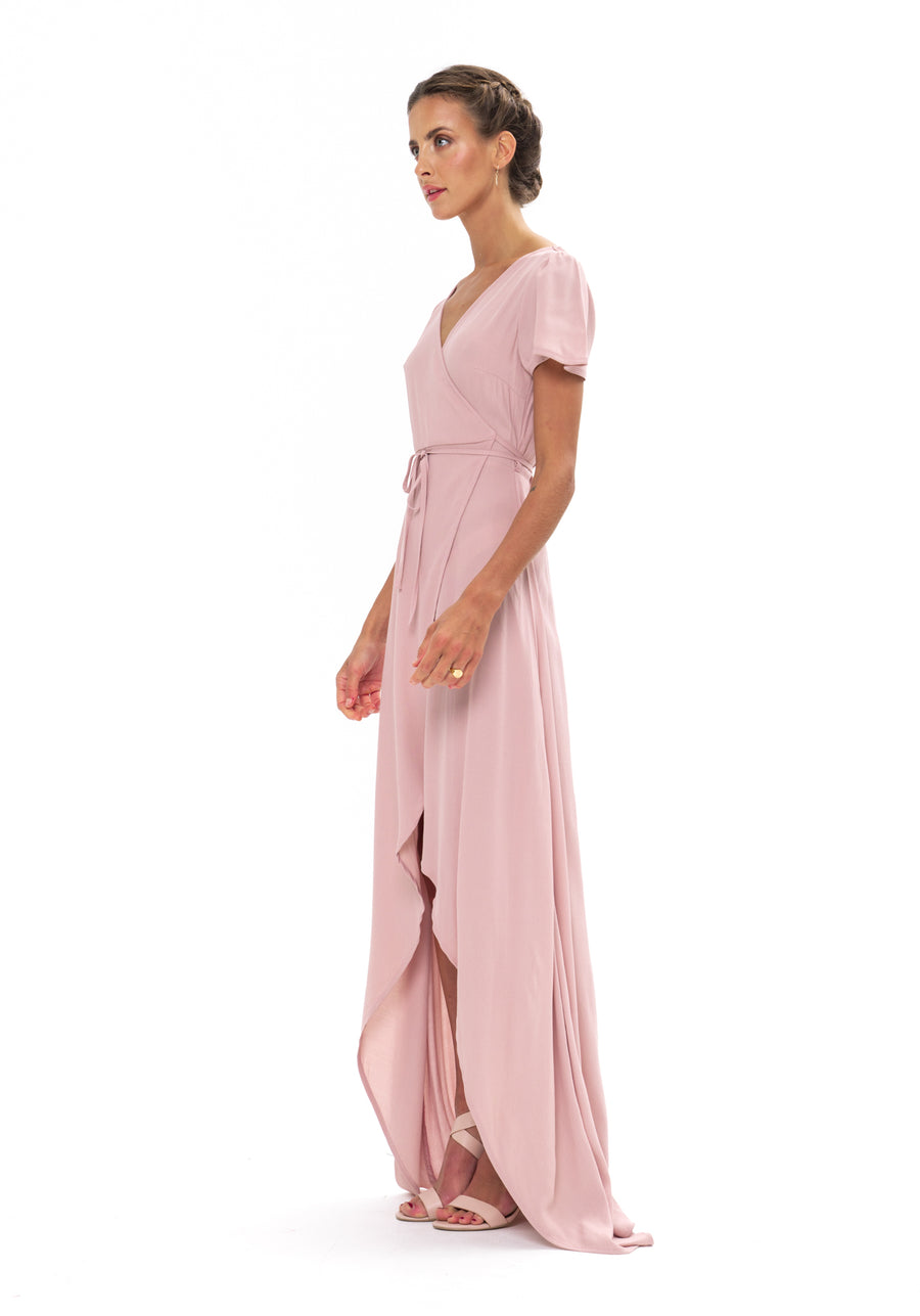 Sunrise Maxi Dress - Calico Rose
