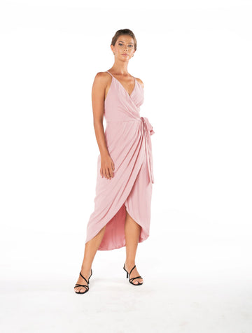 Blaze Of Passion Dress - Calico Rose