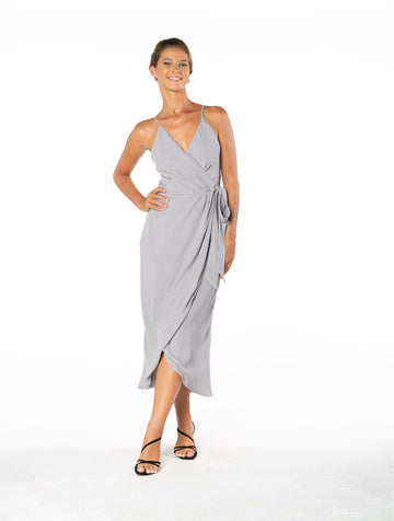Blaze Of Passion Dress - Appaloosa Grey