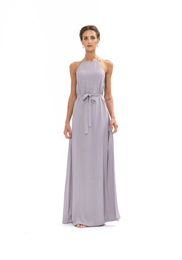 Marc Maxi Dress - Appaloosa Grey