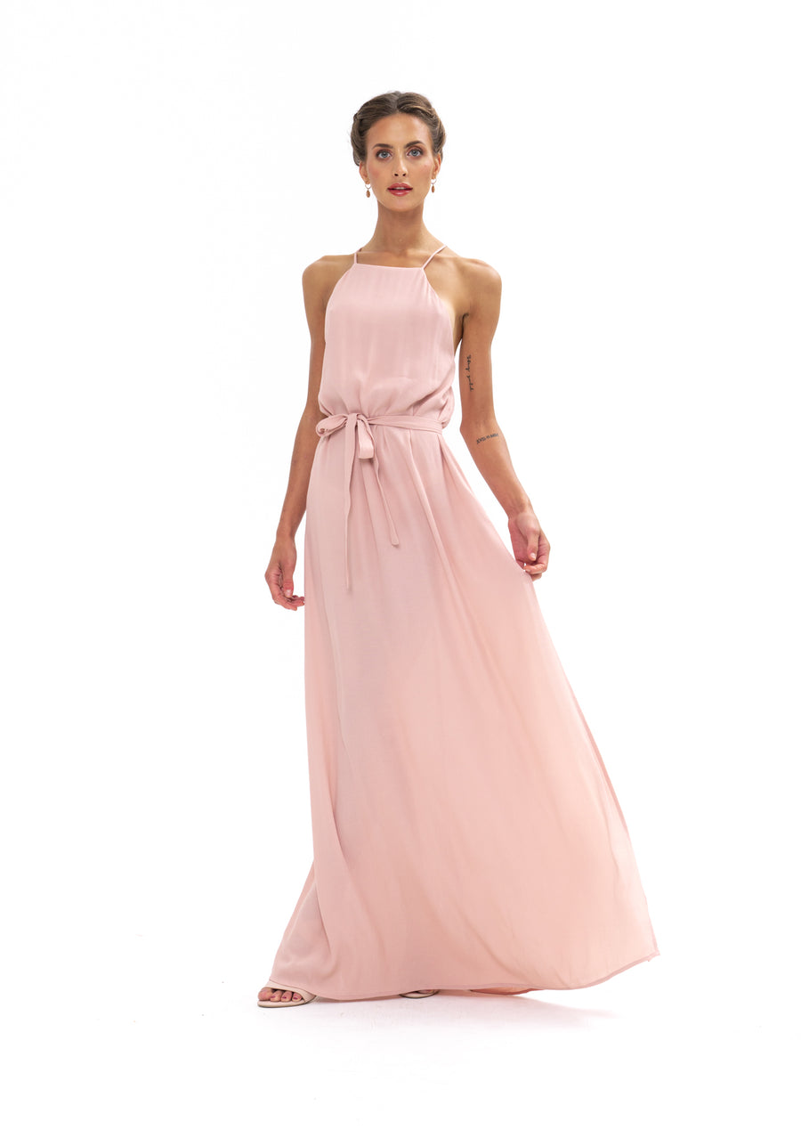 Marc Maxi Dress - Calico Rose