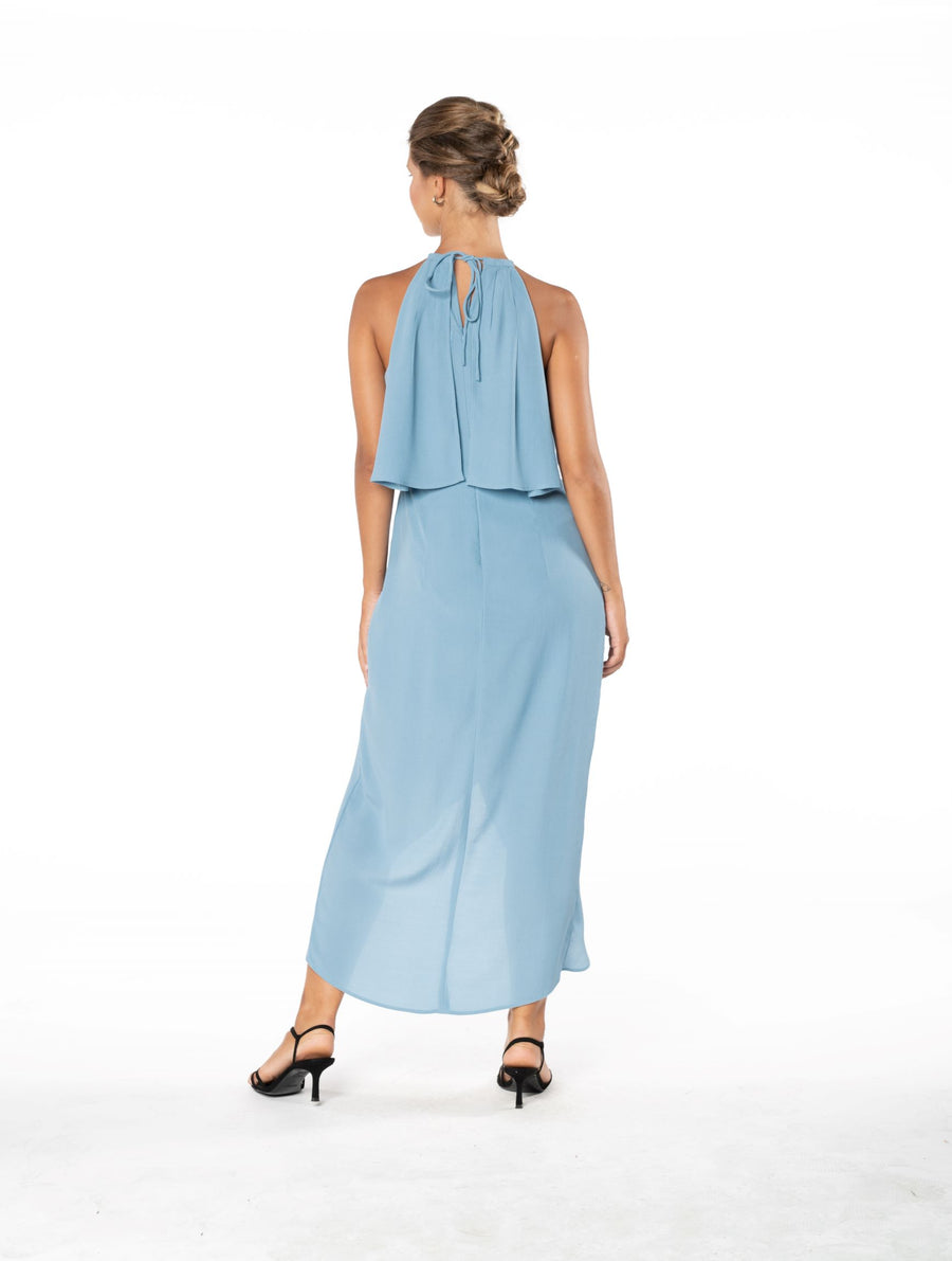 Lasting Love Dress - Blue Floyd