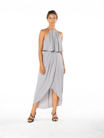 Lasting Love Dress - Appaloosa Grey