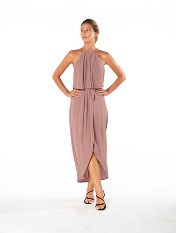 Lasting Love Dress - Ibiza Brown