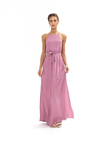 Marc Maxi Dress - Purple Blush