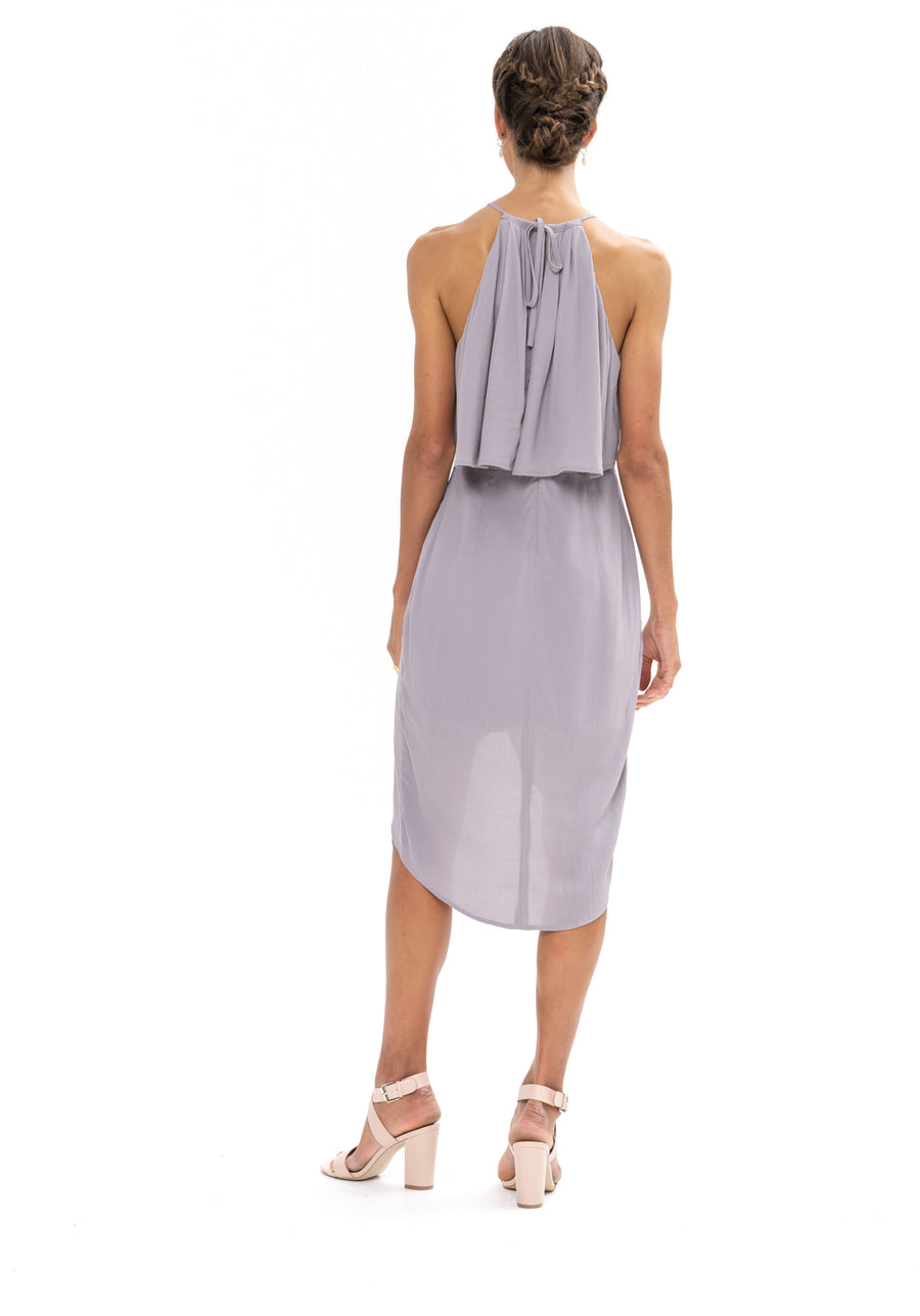 Call Me Dress - Appaloosa Grey