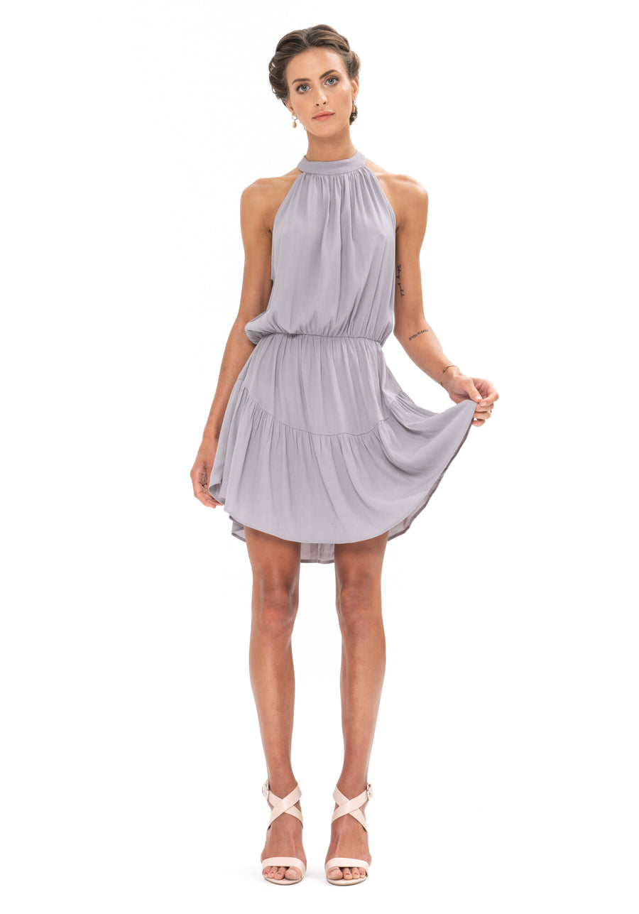 Lucid Dreams Dress - Appaloosa Grey