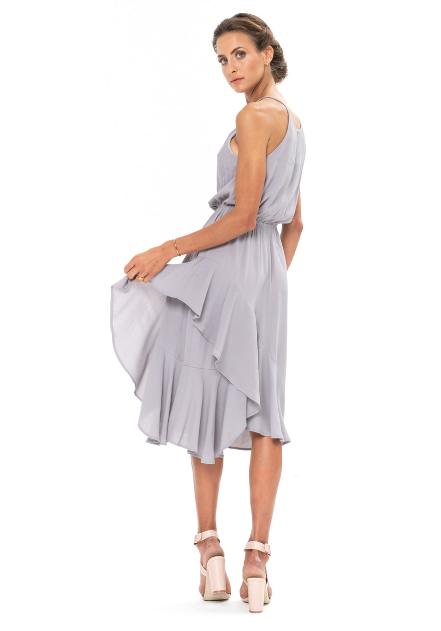 All That Matters Dress - Appaloosa Grey