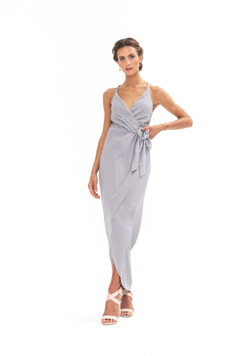 Kate Dress - Appaloosa Grey