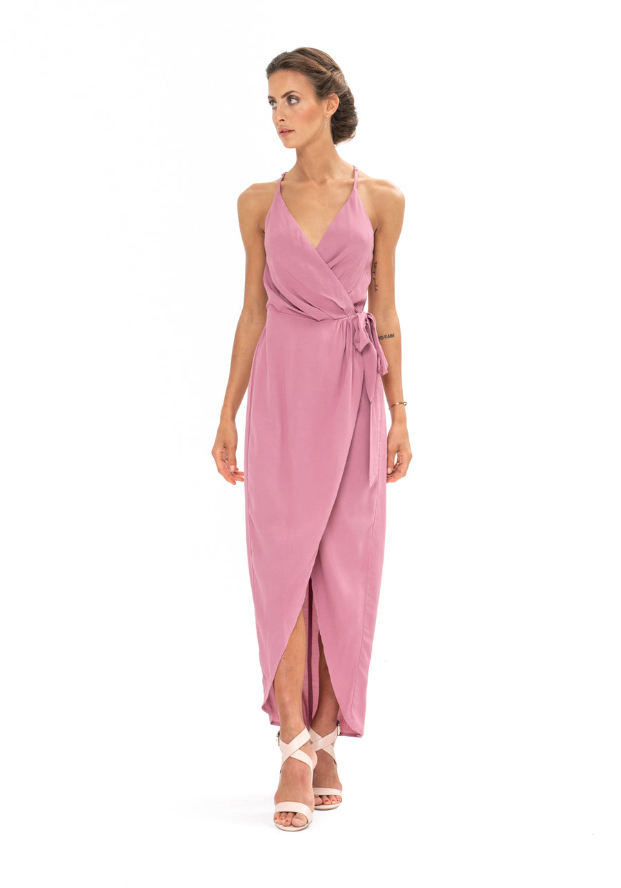 Kate Dress - Purple Blush