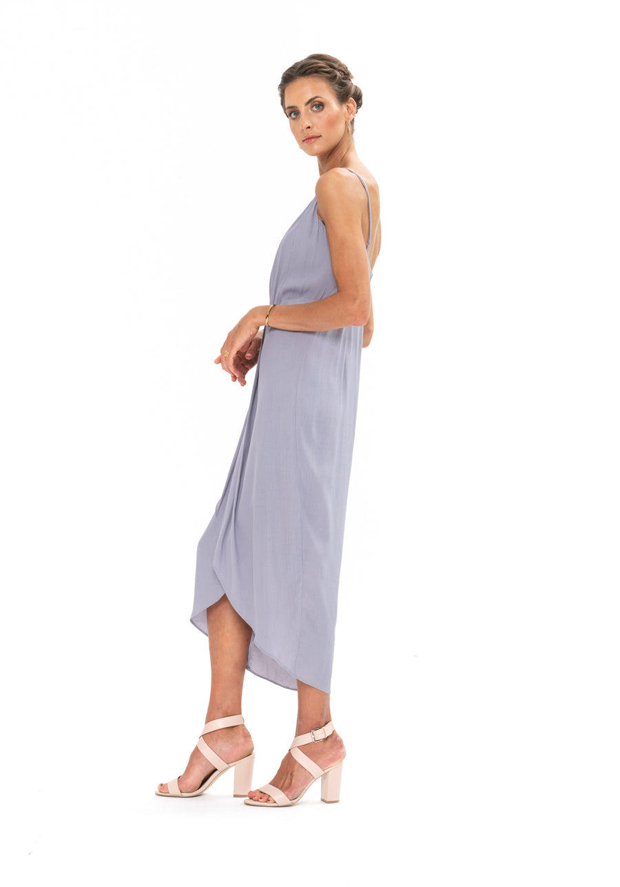 Cleo Dress - Appaloosa Grey