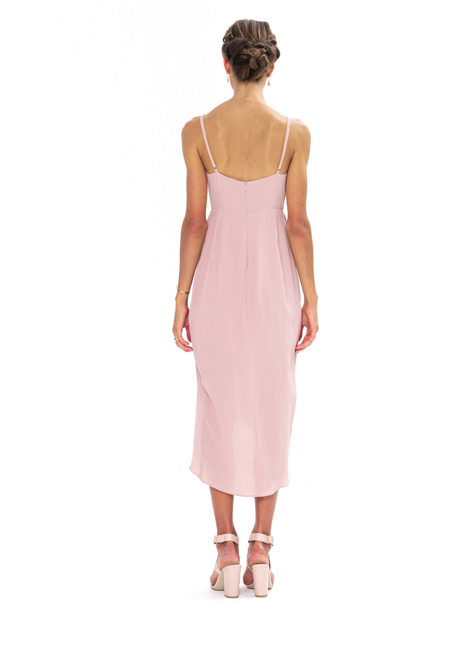 Cleo Dress - Calico Rose