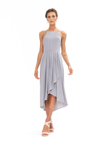 Brunch Dress - Appaloosa Grey