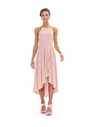 Brunch Dress - Calico Rose