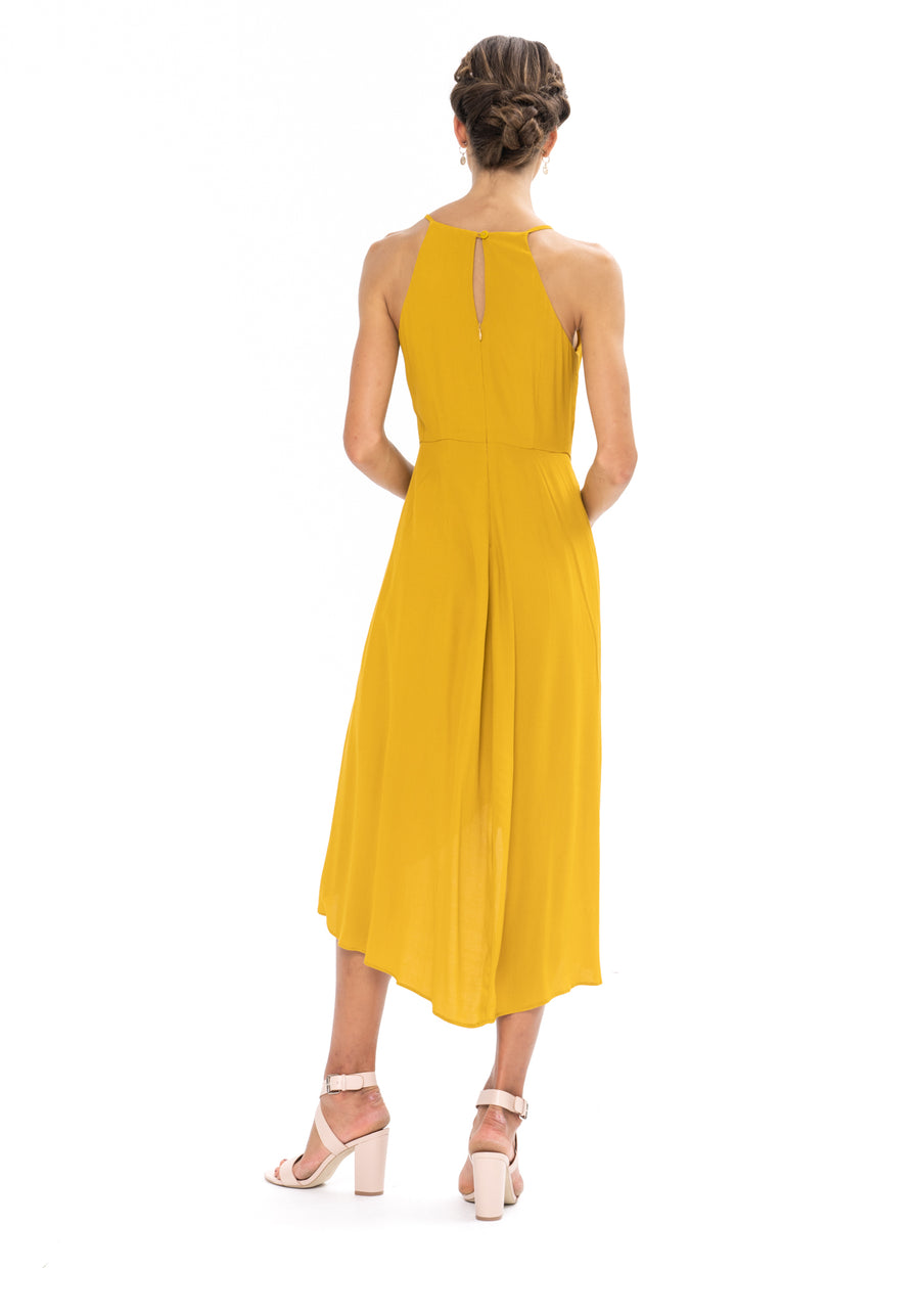 Brunch Dress - Gold