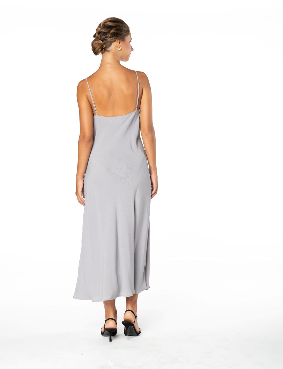Jessica Dress - Appaloosa Grey