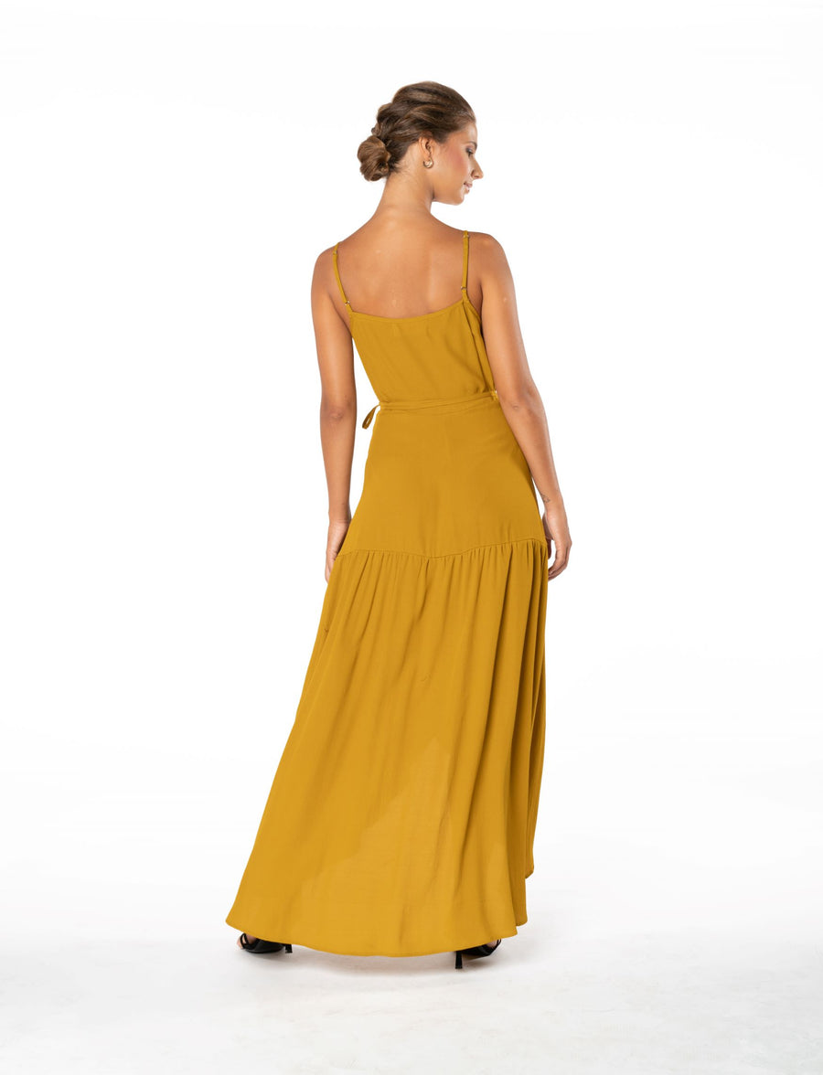Ever Lasting Dress - Gold