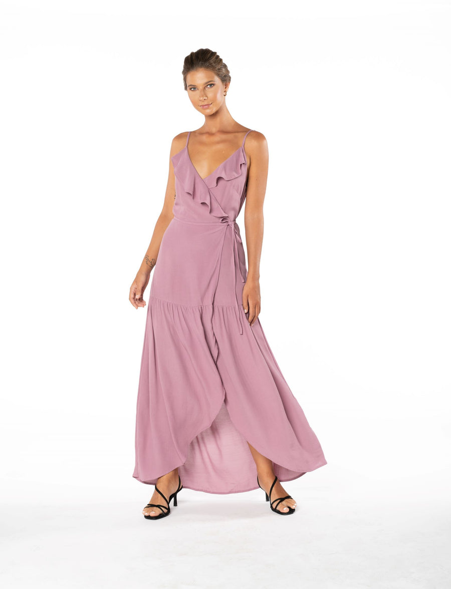 Ever Lasting Dress - Purple Blush