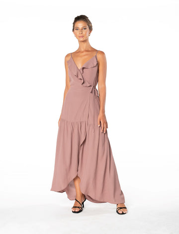 Ever Lasting Dress - Ibiza Brown