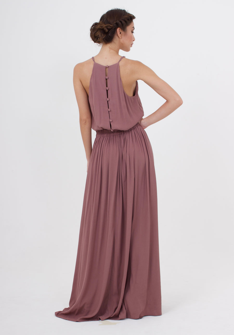 Feels Dress - Ibiza Brown