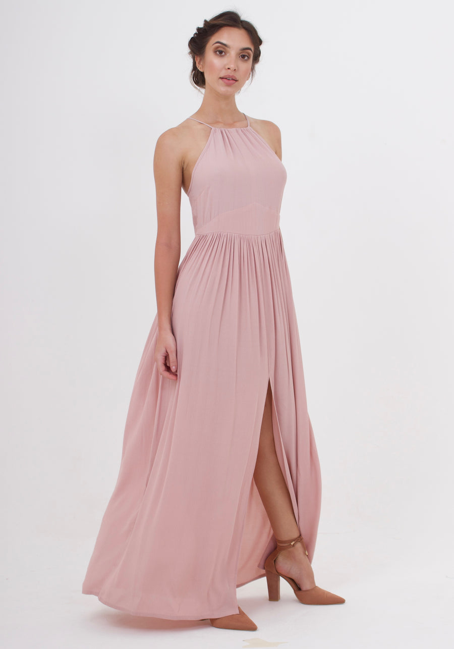Maxi Dress - Calico Rose