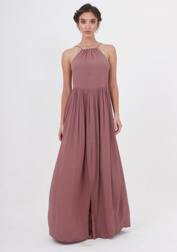 Maxi Dress - Ibiza Brown