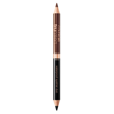 CoverGirl TruNaked Waterproof Eyeliner Duo .03 oz