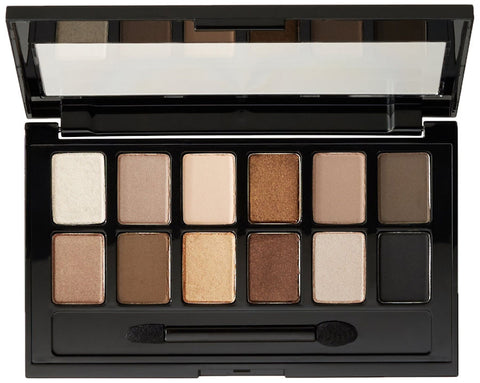 Maybelline New York The Nudes Eyeshadow Palette .34oz
