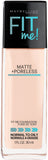 Maybelline New York Fit me! Matte & Poreless Foundation 1oz