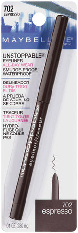 Maybelline New York Unstoppable Eyeliner Pencil .01oz