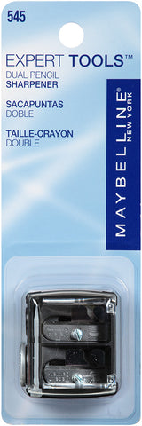 Maybelline New York Expert Tools Dual Sharpener  1ea