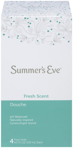 Summer's Eve Douche Fresh Scent