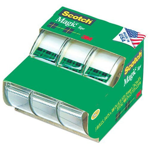 Scotch Magic Tape  .75 x 300 Inch